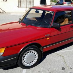 A rare Saab 900 Turbo find with 30K Original Documented Miles